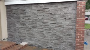 Exterior Accent Wall