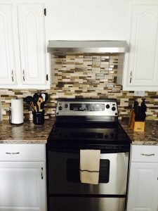 Kitchen Upgrade - New Cabinets and Backsplash